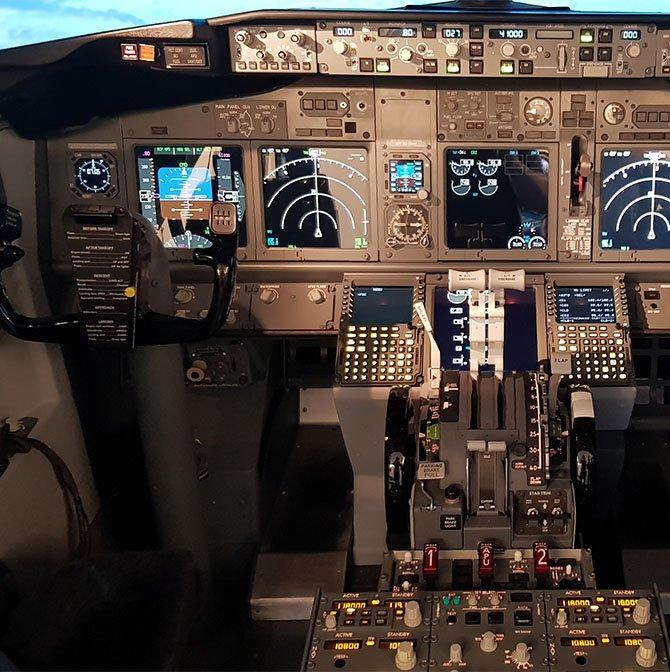 A320 Type Rating - Simtech