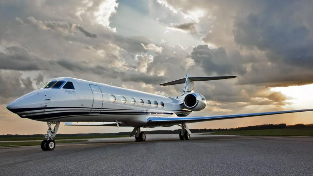 Private Jet Career
